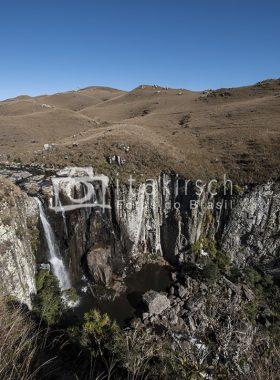Cascata do Peral Branco - São José dos Ausentes - RS