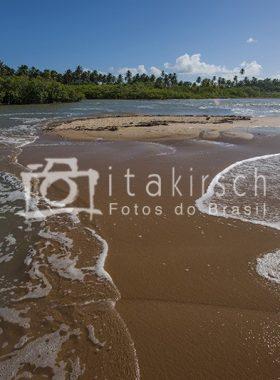 Praia Guaiú - Santo André - BA