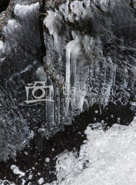 Água congelada